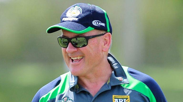 Tim Sheens: Staying as Australia coach