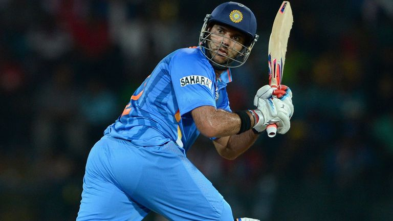 Yuvraj Singh: Recalled to India's ODI squad