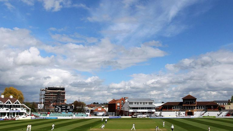 Dave Nosworthy will oversee affairs at Taunton's county ground