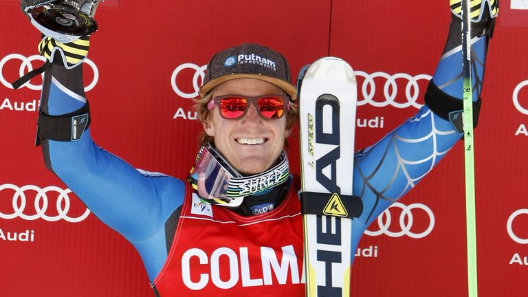 Ted Ligety: Capitalised on Hirscher's downfall