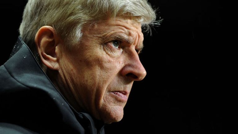 Arsene Wenger: Desperate for more success with the Gunners