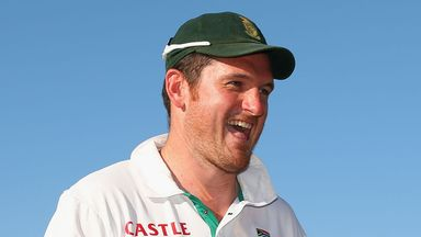 Graeme Smith: Wants South Africa to continue their continue their winning run against New Zealand