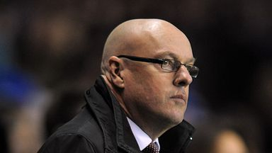 Brian McDermott: The Reading manager has a lot of work to do to save their season.