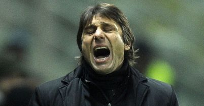 Antonio Conte: Has grown tired of hearing criticism of his Juventus side