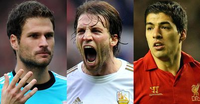 Begovic, Michu & Suarez: All named in McCarthy's team