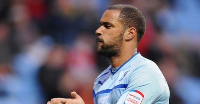 David McGoldrick: Grabbed another double in Coventry's 4-1 win over Doncaster