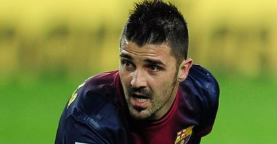 David Villa: Staying at Barcelona despite being linked with a move away