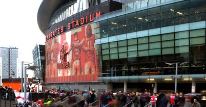 Emirates Stadium: City fans asked to pay £62
