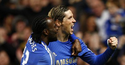Fernando Torres: Chelsea striker has seen his form improve under Benitez