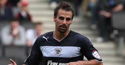 Filipe Morais: Set to retain his place for Stevenage