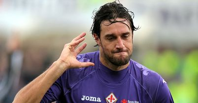 Luca Toni: Missed great chance to equalise