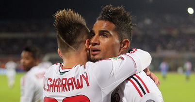 Kevin-Prince Boateng: Received support from around Europe
