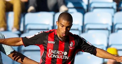Lewis Grabban: Converted winning penalty