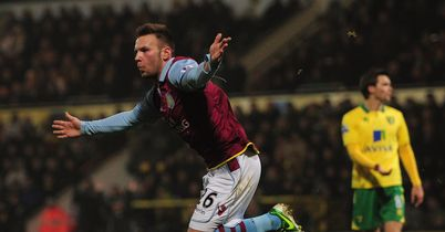 Andreas Weimann: Scored twice during second half in Villa's 4-1 win