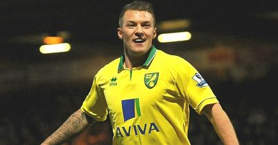 Anthony Pilkington: Scored Norwich's second goal as they claimed a home win
