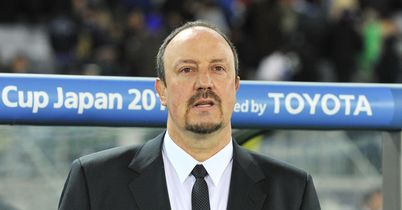Rafa Benitez: Believes he is beginning to win over the Chelsea fans