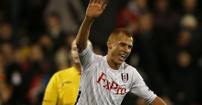 Steve Sidwell: Looking to keep Fulham's impressive record against QPR going