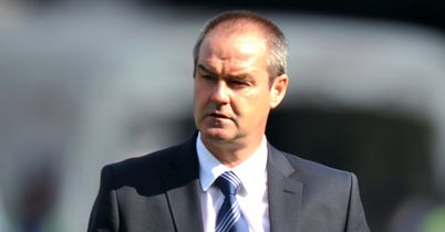 Steve Clarke: One final push in the Premier League