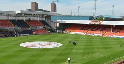 Tannadice: Hosts Rangers next month