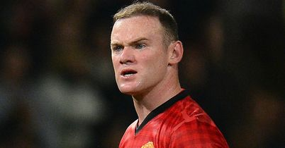 Wayne Rooney: Manchester United striker suffered injury in training