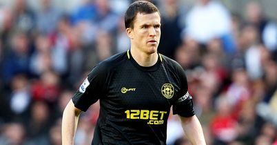 Gary Caldwell: Will be sidelined for at least two weeks