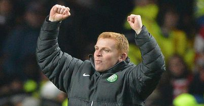 Neil Lennon: Celtic boss a happy man after 4-0 rout of Dundee United