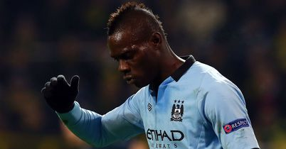 Mario Balotelli: Linked to AC Milan