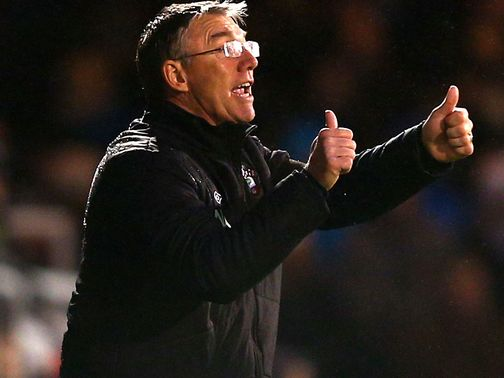 Nigel Adkins: Controversially sacked by Southampton