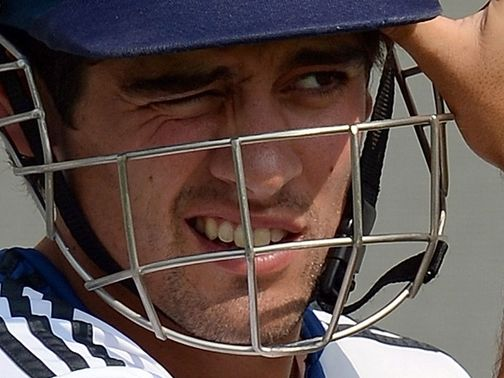 Alastair Cook: The new skipper led England to victory in India