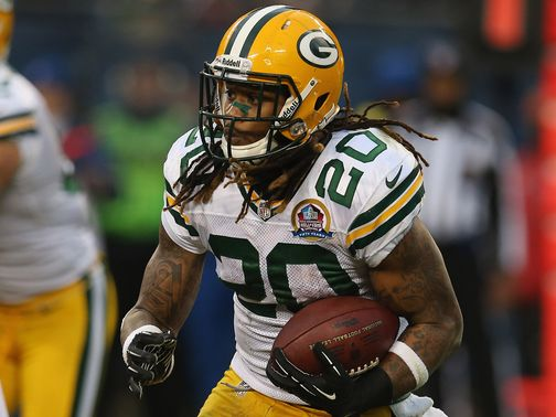 Alex Green: Can score a touchdown for the Packers