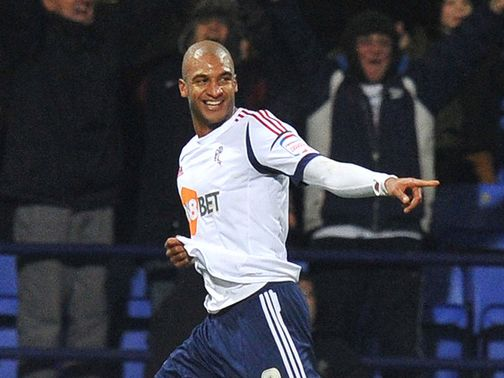 David Ngog: Linked with Bolton exit