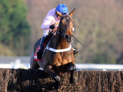 Captain Conan: One of two Nicky Henderson representatives
