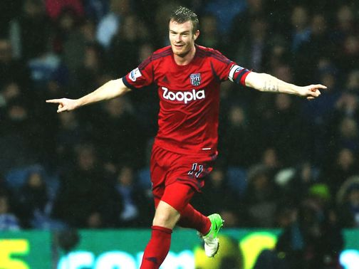 Chris Brunt: Looking for improvement