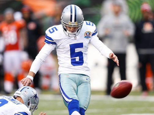 Dan Bailey connects for the Dallas win