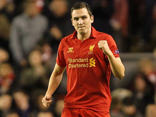 Downing: May choose to stay at Liverpool