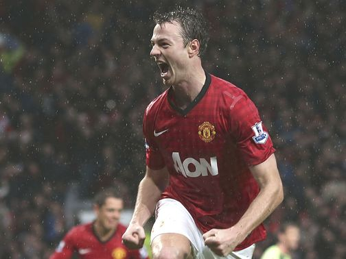 Jonny Evans: Still missing for Manchester United