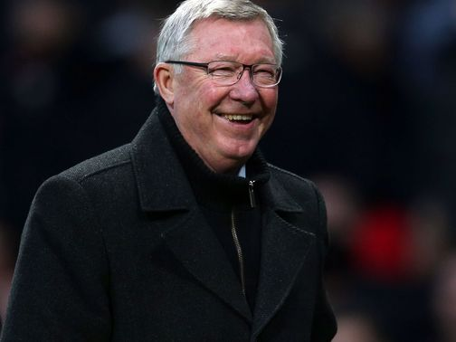 Sir Alex Ferguson: Preparing for Liverpool game