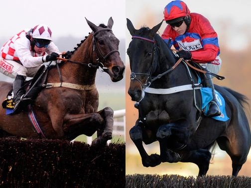 Flemenstar and Sprinter Sacre: Two of the greats of the game