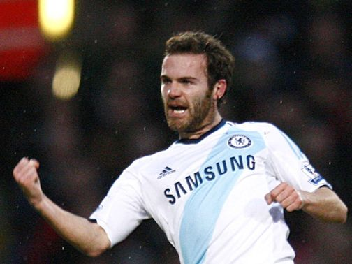 Juan Mata: Scored Chelsea&#39;s winner at Norwich