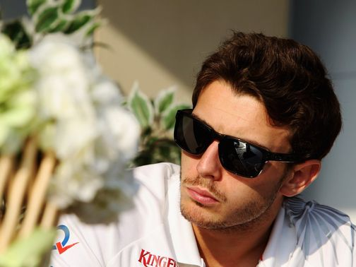 Jules Bianchi: Linked with Force India