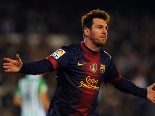 Lionel Messi: 'Out of this world' says Laudrup