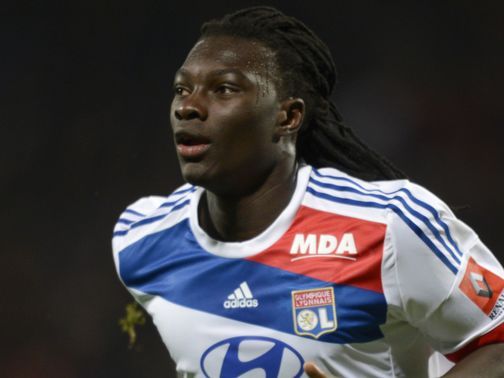 Gomis: current deal expires at the end of the season