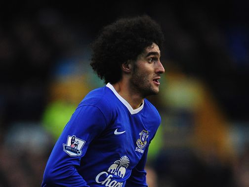 Fellaini's return should see Everton collect three points