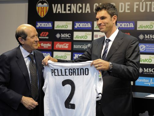 Mauricio Pellegrino: sacked by Valencia