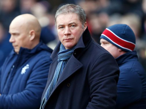 Ally McCoist: Keeping track of targets