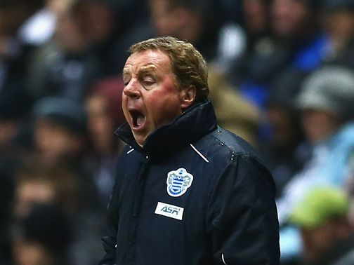Redknapp: Won't sign players 'for the sake of it'