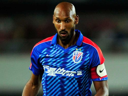 Nicolas Anelka: Set for Serie A move