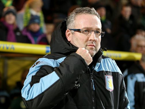Paul Lambert: Looking for goals all over the pitch