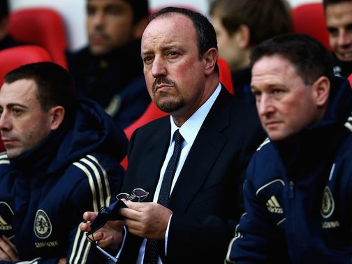 Rafael Benitez: This is a massive competition