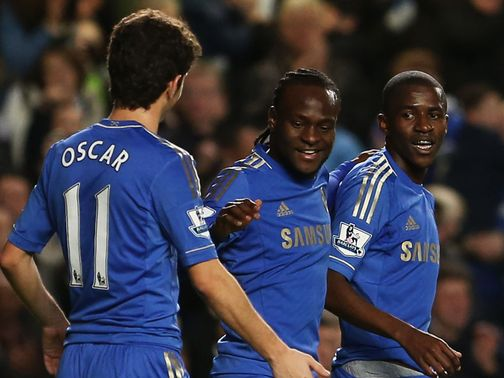 Chelsea visit Norwich having scored eight on Sunday
